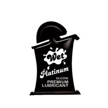 Lubricante Wet Platinum 100% Silicon