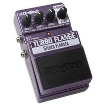 Pedal Efecto Guitarra Turbo Flange Digitech Xtf Soundfreaks