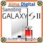 Lamina Protetor Pantalla Espejo Samsung S2 + Paño