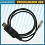 Cable Programacion Usb Radio Movil Motorola Em200 Em400 Etc