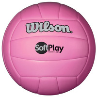 Balon Volleyball Playa Wilson Soft Play #5, Cosido.