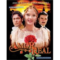 Completas Amor Real Sortilegio Corazón Salvaje Orig Dvd