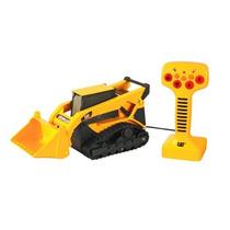Carro Control Remoto Cat Skeet Steer Big Builder!!!
