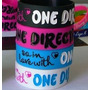Vendo Pulsera Silicone Al Detal One Direction Gruesas