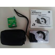 Camara Automática Kodak Advantix T500 Con Estuche Y Rollo