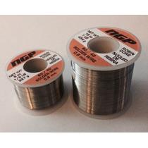 Caja 10lbr De Estaño Calidad, 60/40, 0.8mm, Nucleo Resina