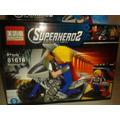 Subasta Un Set Lego Super Heroes Avengers !