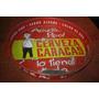 Bandeja Antigua Cerveza Caracas Años 50s