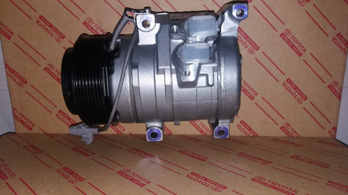 Compresor De Aire Fortuner Y Hilux 2006-2014 100% Original