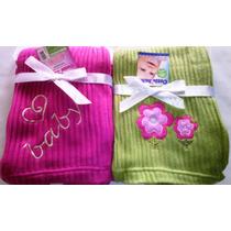 Mantas Cobijas Para Bebé Antialérgicas Importadas