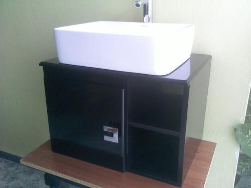 Mueble para ba o modernos lavamanos bs vpett for Mueble lavamanos bano