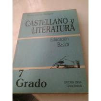 Texto Escolar Educ Basica 7mo Grado Castellano Edicion Eneva
