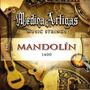 Set De 8 Cuerdas Para Mandolina Medina Artigas Music Strings