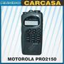 Kit Carcasa Radio Motorola Pro2150 Con Pantalla Y Teclado