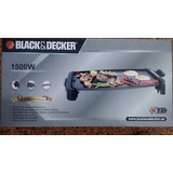 Parrillera Electrica Black & Decker