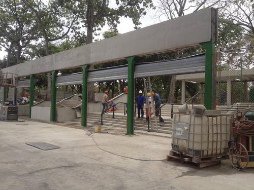 Puerta santa mar as automatizadas casa comercio bs for Cuanto sale una puerta