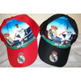 Gorra Barcelona Real Madrid Cotillon Cnv13