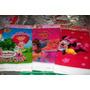 Mantel Princesas Diego Dora Cars Backyardigan Minnie Tom