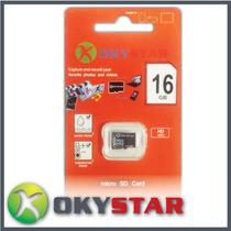 Memoria Micro Sd 16gb Okystar
