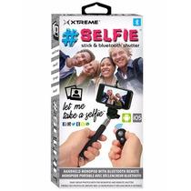 Selfi Stick Bluetooth Control Xtreme 51963