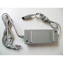 Adaptador Corriente Cargador Para Nintendo Wii