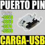Puerto Pin Carga Usb Blackberry 9350 9360 9370 9380 Curve 3g
