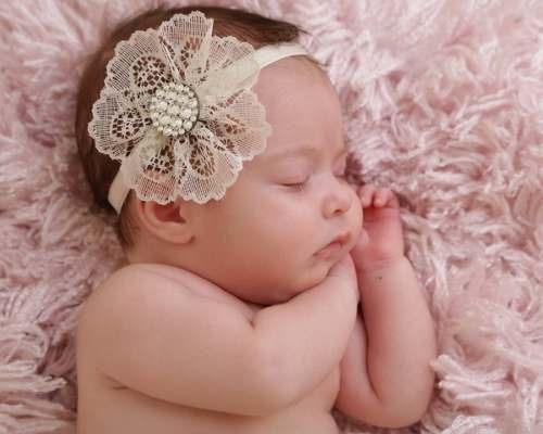 Cintillos Para Bebes Y Niñas Bs.F.650 TbcvV - Precio D Venezuela