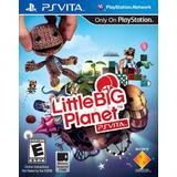Little Big Planet Para Ps Vita Totalmente Nuevo Y Sellado