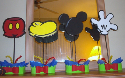 Mickey Mouse caja de regalos - Imagui