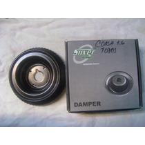 Damper Cigueñal Chevrolet Corsa Todos Silver Green Korea