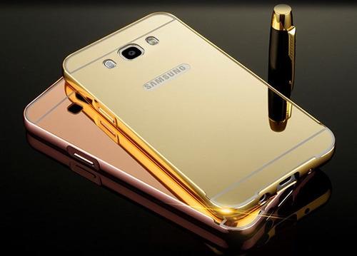 00007a53ca3 Precio D Venezuela; ›. Forro Espejo Lujo Aluminio Samsung J5 Prime Oferta