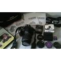 Camara Profesional Nikon D3000