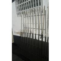Reja Proctectora Tubo Cuadrado De 1x1