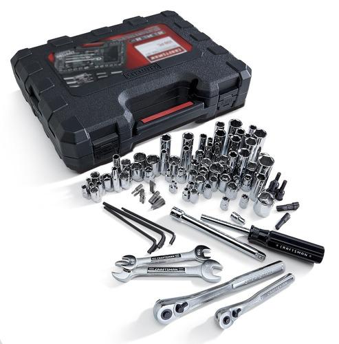 Caja de herramientas craftsman 108 piezas dados rachet - Cajas de herramientas precios ...