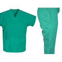 Uniformes Médicos - Uniforme Unicolor Caballeros