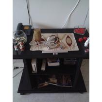 Mesa Para Tv Equipo Sonido