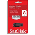 Pendrive Sandisk 8 Gb Nuevos Con Blister