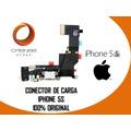 Puerto De Carga Para Iphone 5s 100% Nuevo Y Original