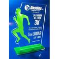 Trofeos Reconocimiento En Acrilico Grabados En Laser
