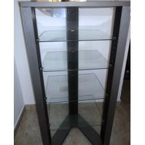 Mueble De Aluminio Para Tv Y Equipos. Inmejorable Precio