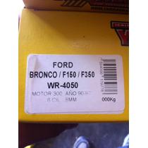 Cable De Bujía Ford Bronco F-150 F-350 Motor 300 6cil