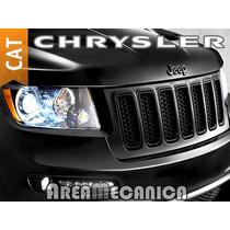 Chrysler (2013-1981) Catálogo Partes Dodge Jeep Cherokee Ram
