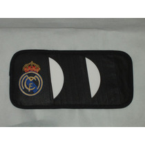 Porta Cd Tapa Sol Real Madrid Periquitos Accesorios