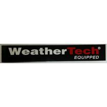 Calcomania Original Weathertech