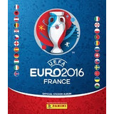 Barajitas Detalladas (pack 10) Euro 2016 Panini (originales)