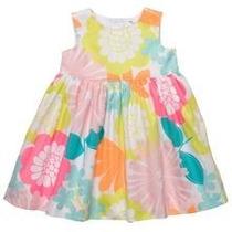 Vendo Vestido De Gala Carters Talla 24 Meses Para Niña