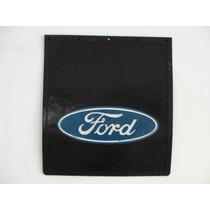 Faldones Chapaletas Traseras Ford Cargo Y 350 Nuevas