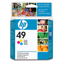 Original Cartucho Hp 25 - 49 51625a 51649a Deskjet Apollo