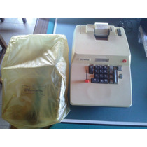 Maquina Calculadora Olympia Antigua (coleccion)