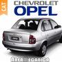 Chevrolet Opel (2013-1983) Catálogo De Partes Astra Corsa